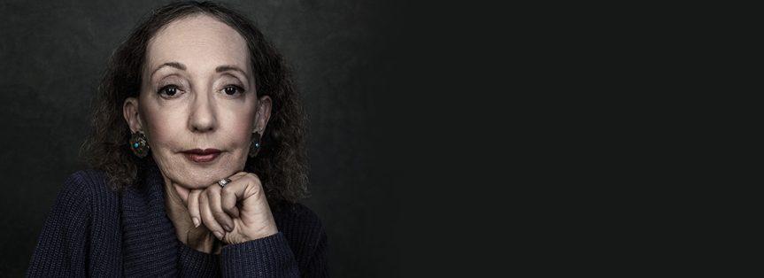 Joyce Carol Oates viene in Italia…e non mi ha invitato!